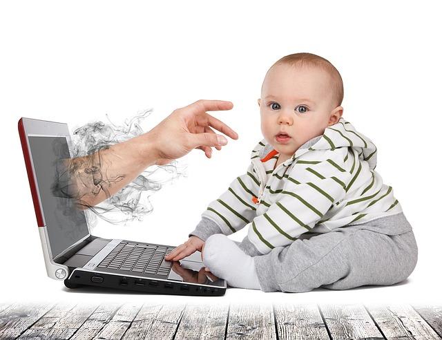 Онлайн игры и дети - современные будни