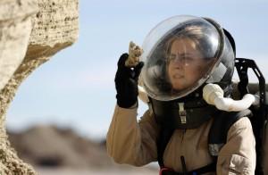 бабушка марсианка