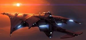 космический крейсер