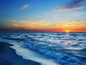почему море соленое