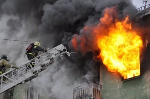 сказка про пожар