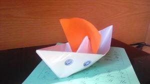 кораблик боится неизвестности